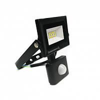 """Прожектор світлодіодний з датчиком """"PARS/S-10"""" 10W 6400K"""