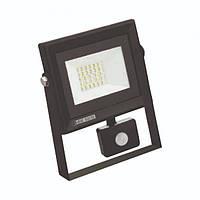 """Прожектор світлодіодний з датчиком """"PARS/S-20"""" 20W 6400K"""