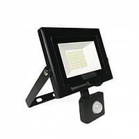 """Прожектор світлодіодний з датчиком """"PARS/S-30"""" 30W 6400K"""