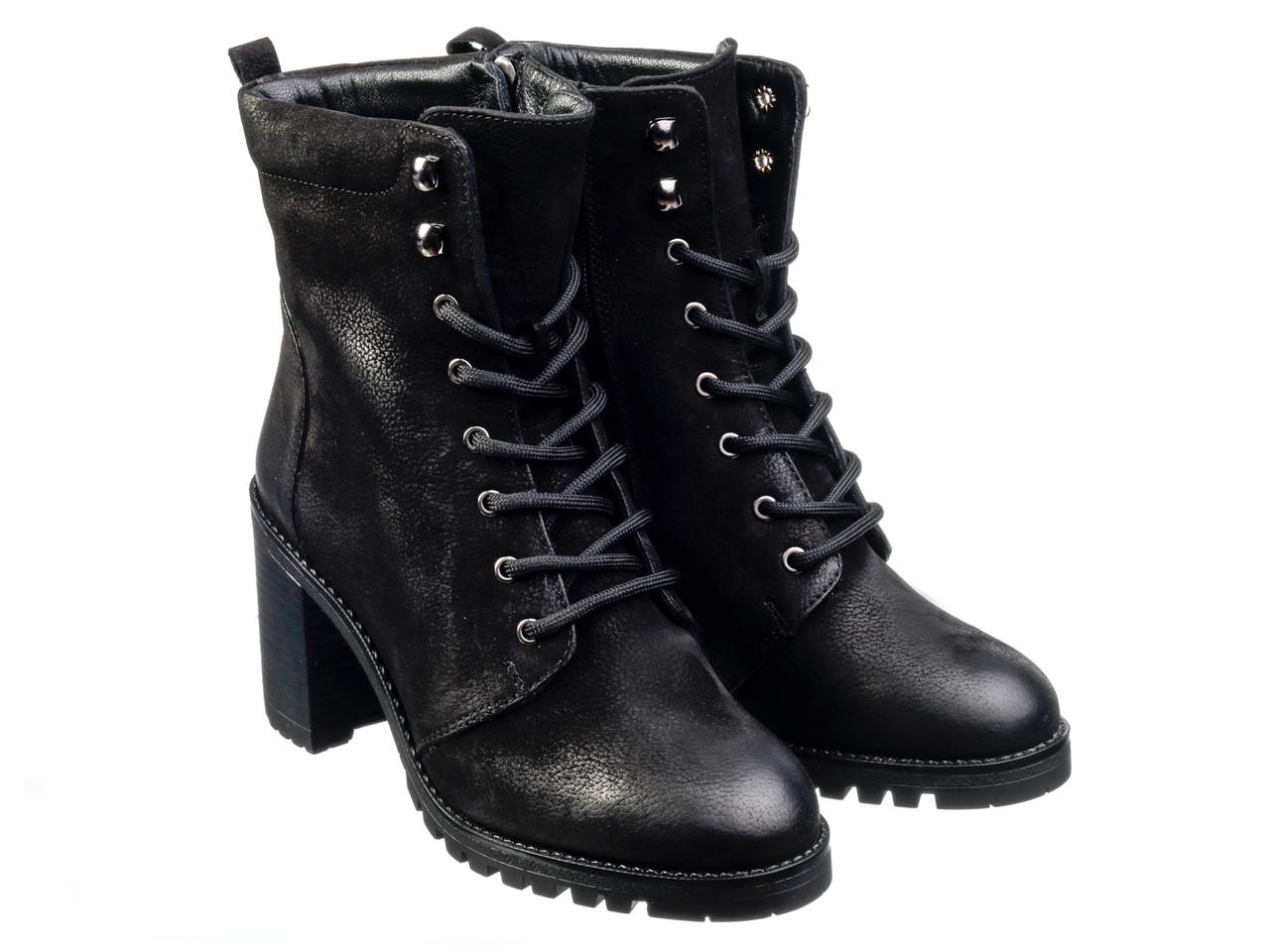 Ботинки Etor 7156-09696-1 черные, фото 1