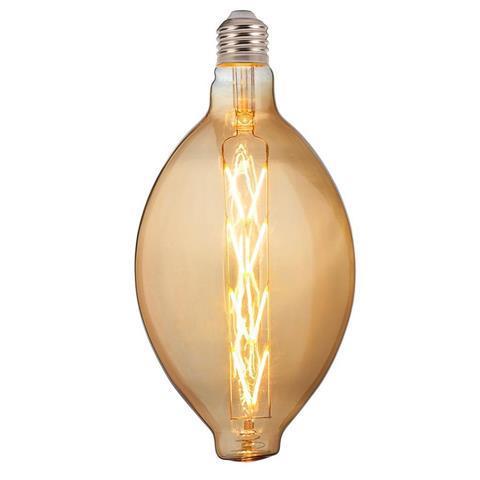 Лампа винтажная светодиодная (ретро)  Filament led Enigma-XL 8W E27 2200К Янтар
