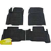 Автомобильные коврики в салон Acura MDX III 2013 / Акура МДХ 3 (Avto- Gumm)