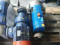 Насос роторный ALFA LAVAL SRU3/038/LD, б/у, (макс.давление 10 бар)