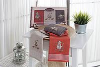 Набор вафельных полотенец KARNA 40*60 см