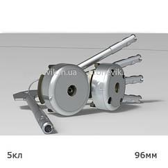 Механизм секретности замков моделей 2Р, 3Р, длина стержня ключа 96 мм