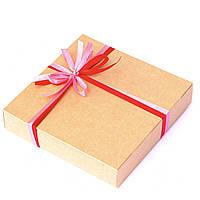 Подарок корпоративный Шоколадные конфеты ручной роботы *Крафтовая коробка на 9шт.*