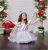 Детский карнавальный новогодний костюм Снежинки, возраст 4-7 лет - I 997