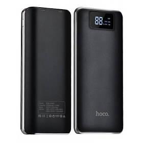 Внешний аккумулятор Power Bank Hoco B23A Flowed 15000mAh Black