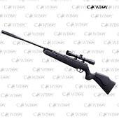 Пневматическая винтовка CROSMAN F4 CLASSIC NP с прицелом 4х32 с газовой пружиной