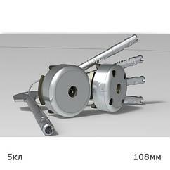 Механизм секретности замков моделей 2Р, 3Р, длина стержня ключа 108 мм
