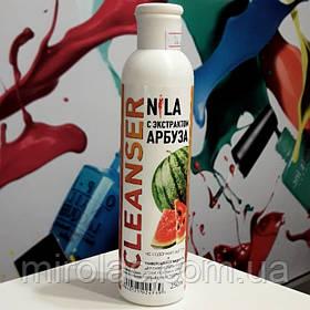 Nila Cleanser для снятия липкого слоя, арбуз, 250 мл