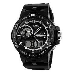 Часы Skmei 1070 Black BOX 1070BOXBK, КОД: 116432