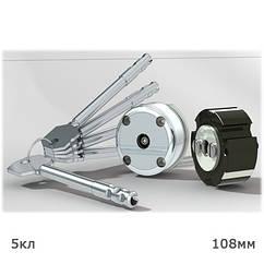 Механизм секретности замков моделей 4Р, 4КР, длина стержня ключа 108 мм