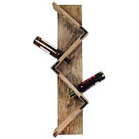 """Деревянная подставка для вина """"Техас"""", фото 1"""