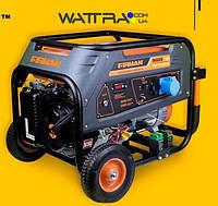 ⭐ Электрогенератор (5,5 кВт) Firman RD7910E2 электростартер (генератор бензиновый, электростанция)