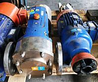 Насос роторный ALFA LAVAL SRU3/038/LS, б/у, (макс.давление 7 бар)
