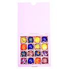 Подарок корпоративный Шоколадные конфеты ручной роботы *Розовая коробка на 16шт.*, фото 2