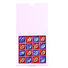 Подарок корпоративный Шоколадные конфеты ручной роботы *Розовая коробка на 16шт.*, фото 3