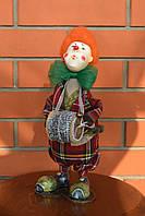 """Авторская, характерная кукла. """"Клоун"""" (А01102)"""