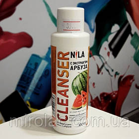 Nila Cleanser для снятия липкого слоя, арбуз, 100 мл