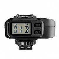 Радиосинхронизатор-приемник Godox X1R-C TTL для Canon