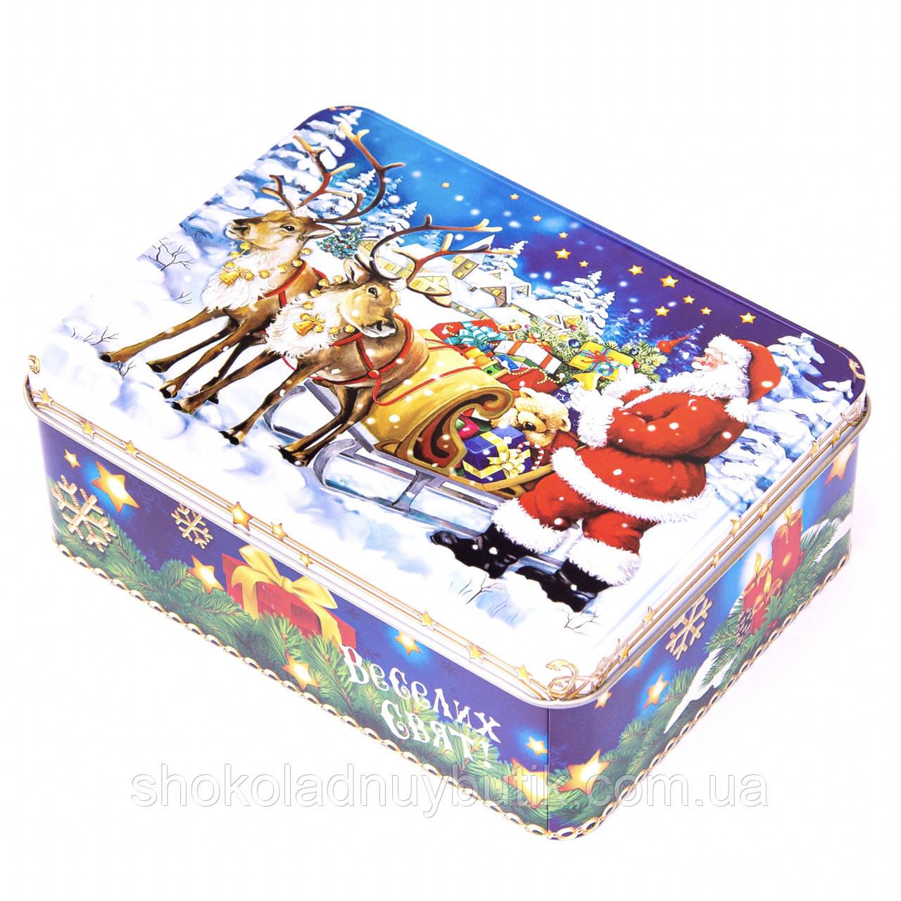 Подарок рождественский Ritter sport 200г+кофе арабика Burdet Especialisimo 250г
