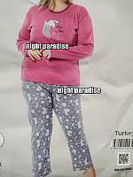 Турецкая пижама для женщин, батал 54-60 р
