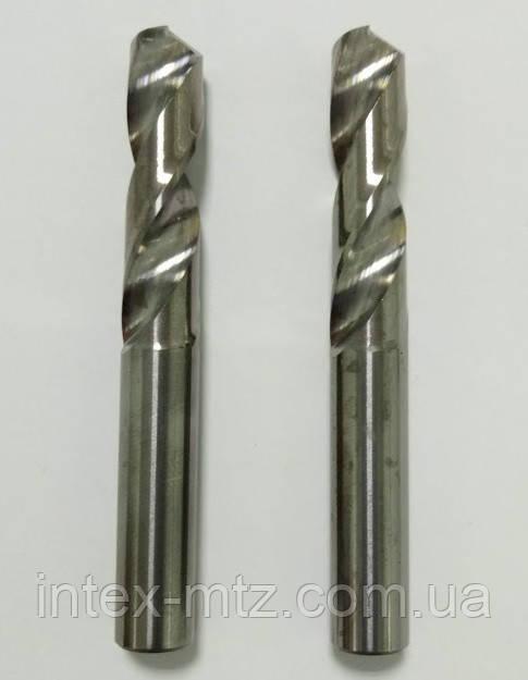 Свердло по металу твердосплавне 12,0 мм монолітне DIN6539