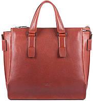 Женская кожаная сумка Piquadro Pioneer коричневый