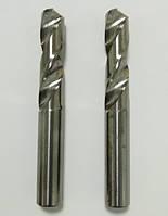 Сверло по металлу твердосплавное 4,5мм монолитное DIN6539