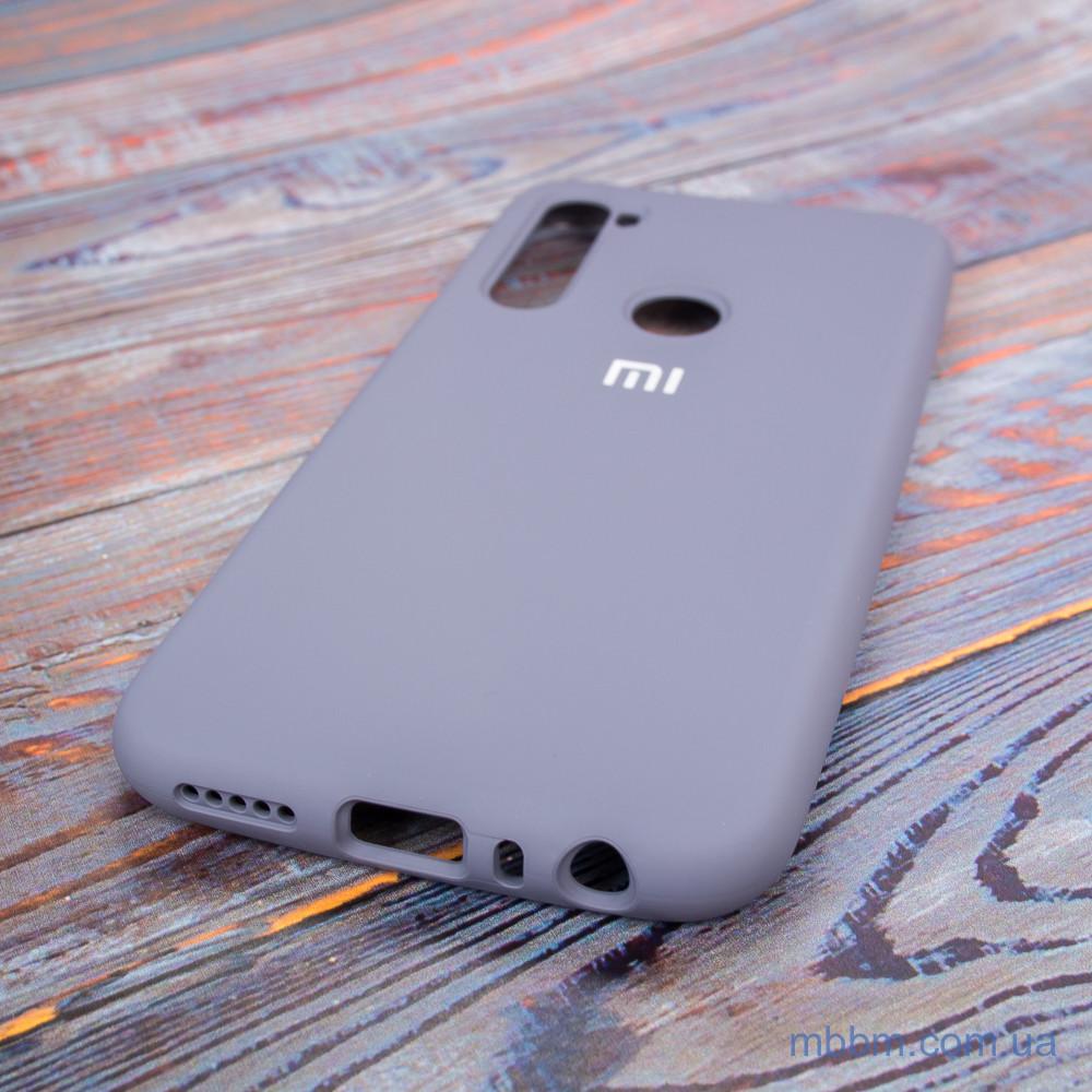 Чехлы для Xiaomi Redmi Note 8 Original Soft Lavender Gray Серый