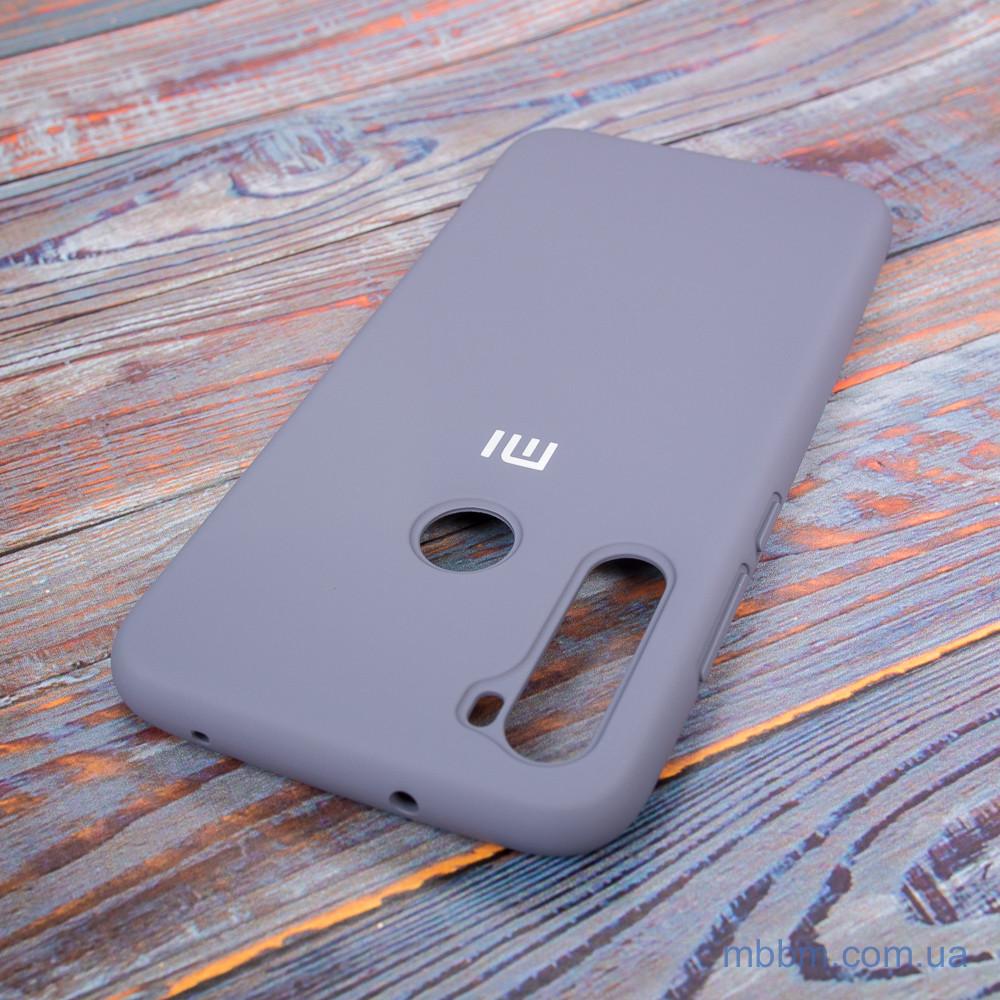 Original Soft Xiaomi Redmi Note 8 Lavender Gray
