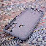 Чехол Original Soft Xiaomi Redmi Note 8 Lavender Gray, фото 4