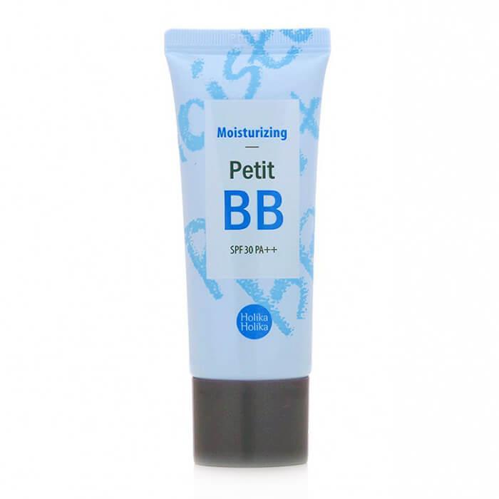 Увлажняющий BB крем с гиалуроновой кислотой Holika Holika Moisturizing Petit BB cream