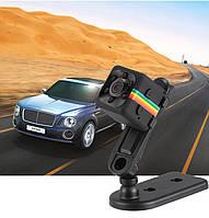 Видеорегистратор мини.  Мини камера SQ11 для видеонаблюдения с датчиком движения.