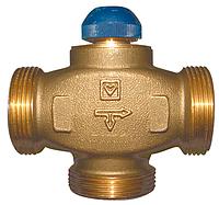 """Трехходовой термостатический клапан HERZ CALIS-TS-RD 1""""  (1776140)  Австрия"""