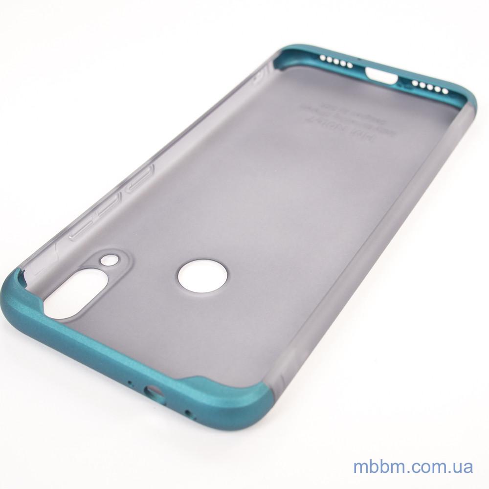 GKK LikGus 360* матовая Xiaomi Redmi Note 7 Turquoise