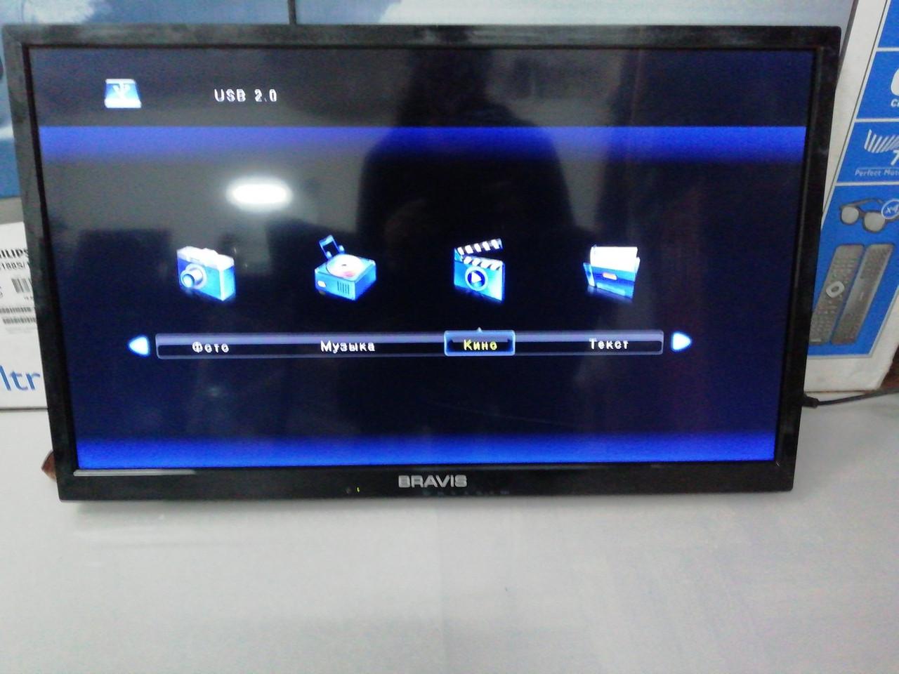 "LED телевизор 32"" Bravis LED-EH3210BH бу"