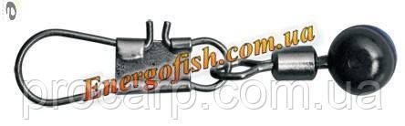 Карабин поплавочный Cralusso с керамикой S (2123) 6 шт