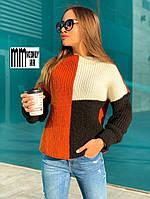Стильный женский свитер Кира, фото 1