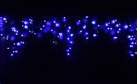 Уличная светодиодная гирлянда бахрома Lumion Icicle Light (Айсикл лайт) 120 led  наружная цвет синий