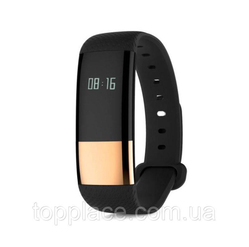 Фітнес-браслет Smart Watch Band M4, Black-Gold (G101001254)