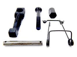 Рычаг отжимной корзины сцепления (в сборе) А-01, ТТ-4, Т-4А