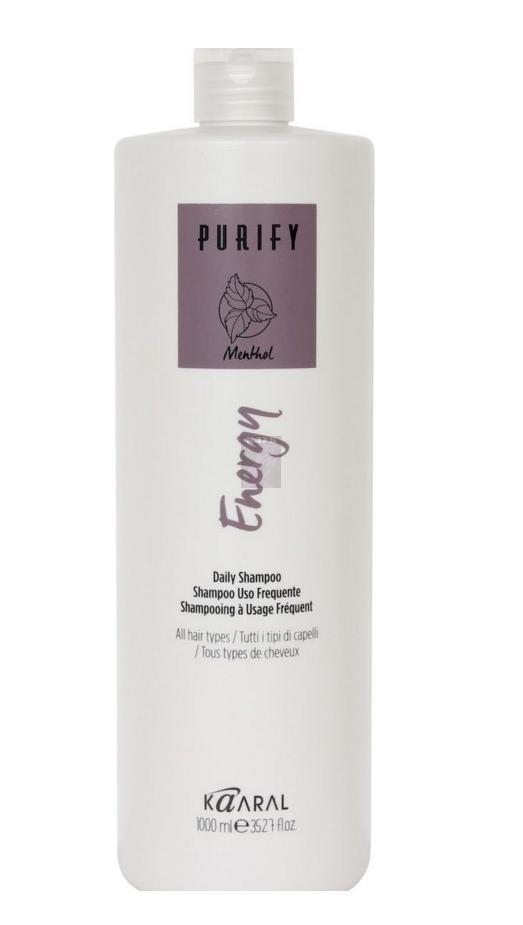 Шампунь для ежедневного использования Kaaral Purify Energy Shampoo (разлив) 100 гр