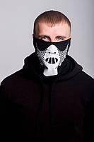 Защитная маска Бафф FDR Hannibal Black