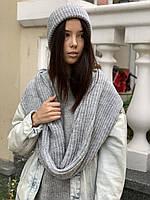 Снуд SNSx10 серый, фото 1