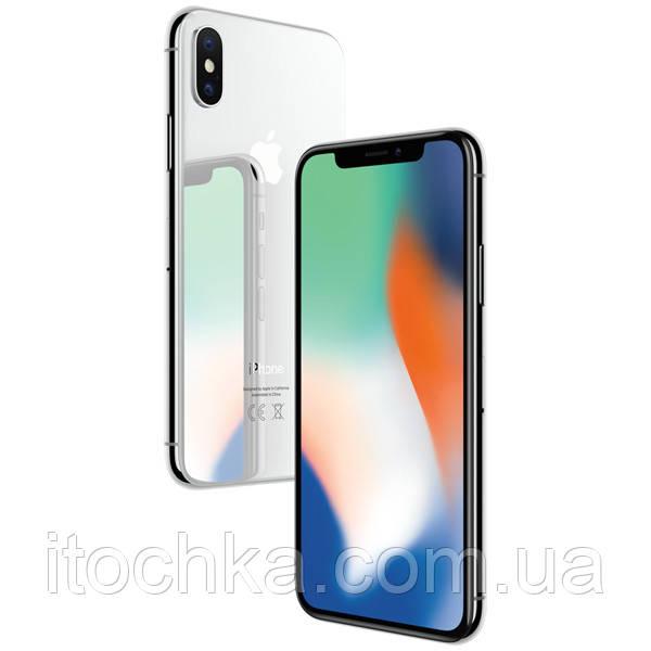 Б/У Iphone XS 256Gb Silver (MT9J2)