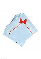 Набор бумажных салфеток «Снегири», 20 шт.