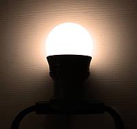 Уличная лампа для гирлянды Lumion Belt Light String (Белт лайт стринг) наружная цвет белый теплый