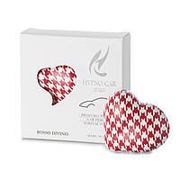Арома-диффузор для авто Hypno Casa Сердце - красный принт, аромат ROSSO DIVINO 1461-HYP